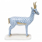 Herend Cuviers Gazelle - Blue