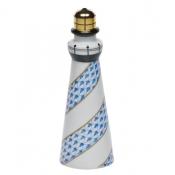 Herend Lighthouse - Blue