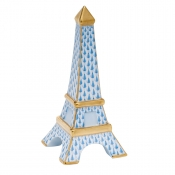 Herend Eiffel Tower - Blue