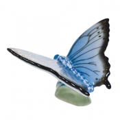 Herend Butterfly - Blue