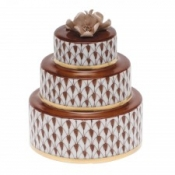 Herend Wedding Cake Chocolate
