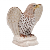 Herend Eagle - Brown