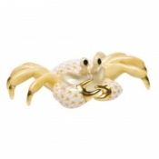 Herend Ghost Crab - Butterscotch