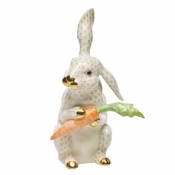 Large Bunny with Carrot Butterscotch