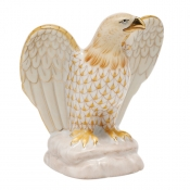 Herend Eagle - Butterscotch