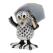 Herend Just Ducky - Black