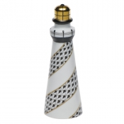 Herend Lighthouse - Black