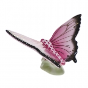 Herend Butterfly - Raspberry