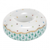 Herend Donut - Green