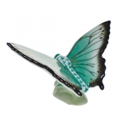Herend Butterfly - Green