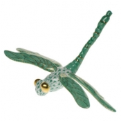Herend Dragonfly Green