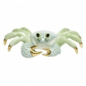 Herend Ghost Crab - Key Lime