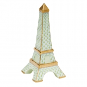 Herend Eiffel Tower - Key Lime