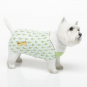 Herend West Highland Terrier - Key Lime