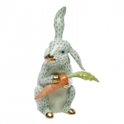Large Bunny with Carrot Key Lime