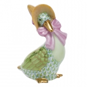 Herend Mother Goose - Key Lime