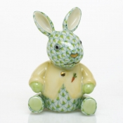 Herend Sweater Bunny - Key Lime
