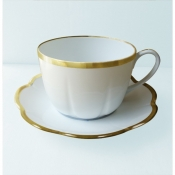 Margaux Breakfast Saucer- Only