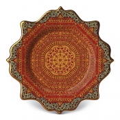 Tabriz Dessert Plate (Set of 4)