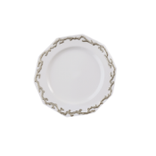 Mottahedeh Carallina Platinum Bread & Butter Plate*