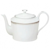 Excellence Grey  Round Tea Pot