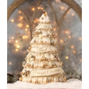 Bethany Lowe Peaceful Christmas Paper Tree