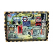 Annie Modica London Large Tray