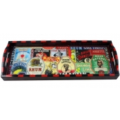 Annie Modica Happy Hour Bar Tray