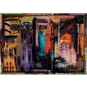Annie Modica New York Large Tray