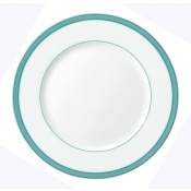 Tropic Turquoise American Dinner Plate