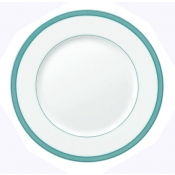 Tropic Turquoise Salad Plate