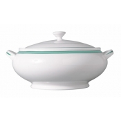 Tropic Turquoise Soup Tureen