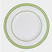 Tropic Green Salad Plate