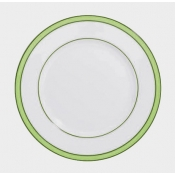 Tropic Green Bread And Butter Plate