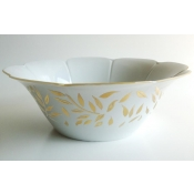 Olivier Gold Salad Bowl