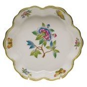 "Queen Victoria - Modified FRUIT BOWL 6.25""D"