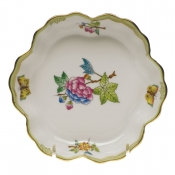 "Queen Victoria - Modified FRUIT BOWL 5.5""D"