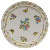 Footed Seder Plate - Multi color