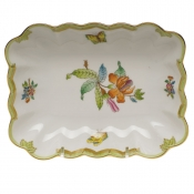 Oblong Dish - Butterfly