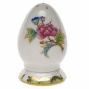 "Queen Victoria SALT SHAKER MULTI HOLE  2.5""H"