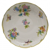 "Queen Victoria OPEN VEG BOWL  10.5""D"
