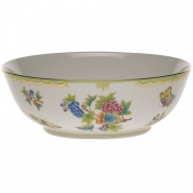 "Queen Victoria LARGE BOWL 11""D"