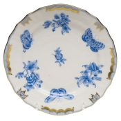"Fortuna Blue BREAD & BUTTER PLATE 6""D"