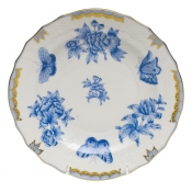 "Fortuna Blue SALAD PLATE 7.5""D"