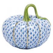 Herend Cinderella Pumpkin - Blue