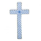 Herend Cross Blue