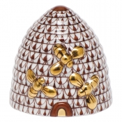 Herend Beehive - Chocolate
