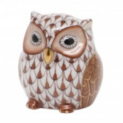 Herend Owlet Chocolate