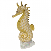 Herend Sea Horse - Butterscotch