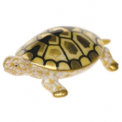 Herend Baby Turtle Butterscotch